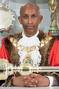 Councillor Abdi Aden - bigpic